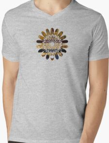 MoSaiC - JUSTART © Mens V-Neck T-Shirt