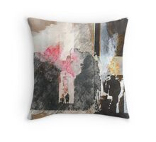 In search of Volterra  Throw Pillow