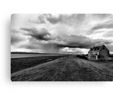 Rain over Severn Canvas Print