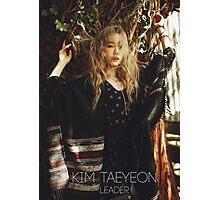 Girls' Generation - Kim Taeyeon 'I' #1 Photographic Print