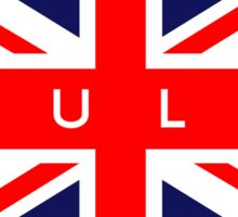 Hull UK British Union Jack Flag Sticker