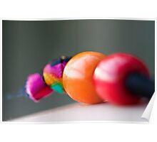 'Kini Beads Poster