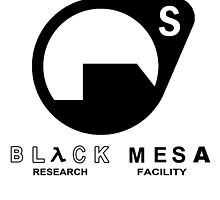 Black Mesa Research Facility Half Life Inspired 2 by GoodCase
