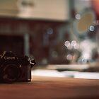 Canon AE-1 by cavan michaelides