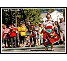 FIESTA Indianapolis 4 Photographic Print