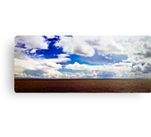 Going to Mainland Canvas Print