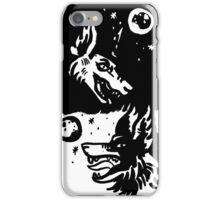 werewolves iPhone Case/Skin