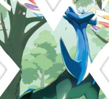 X&Y - Xerneas Sticker