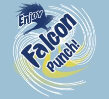 Falcon Punch! Kids Tee