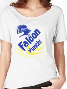 Falcon Punch! Women's Relaxed Fit T-Shirt