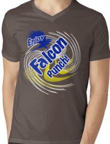 Falcon Punch! Mens V-Neck T-Shirt