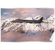 Rockwell B-1 (Lancer) Bomber Poster