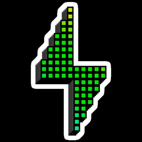 Pixel Powerhouse by illPlanet