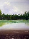 Shallow Water by Diane Johnson-Mosley