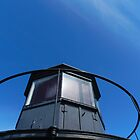 Spring Point Lighthouse - At the Top by quiltmaker
