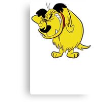 MUTTLEY FUNNY T SHIRTS T-SHIRTS WACKY RACES CARTOON ANT HILL MOB Hanna Barbera Canvas Print