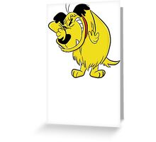 MUTTLEY FUNNY T SHIRTS T-SHIRTS WACKY RACES CARTOON ANT HILL MOB Hanna Barbera Greeting Card
