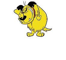 MUTTLEY FUNNY T SHIRTS T-SHIRTS WACKY RACES CARTOON ANT HILL MOB Hanna Barbera Photographic Print