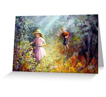 Picked for you.... Greeting Card