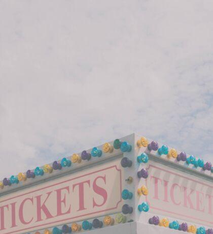 Tickets Sticker