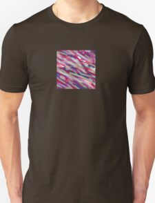 Abstract paint attack Unisex T-Shirt