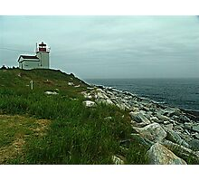Port Bickerton Lighthouse Photographic Print