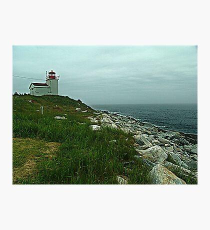 Port Bickerton Lighthouse Photographic Print