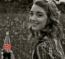 Have A Coke, Have A Smile! by MrDufferson