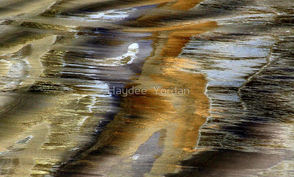 Liquid gold by Haydee  Yordan