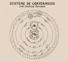 Copernicus Diagram 21st Century by Yago