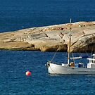 Tasmanian Fishing Boat by UncaDeej