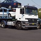 Old School Actros by Joe Hupp