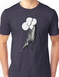 Monochrome Dash Unisex T-Shirt