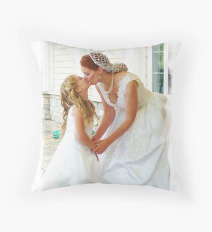 0910-11-19  CONGRATULATIONS, MA Throw Pillow