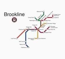 Brookline by Rajiv Raman