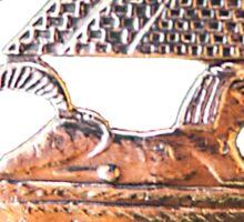 MysticCoder Logo &  Clear Amulet Sticker