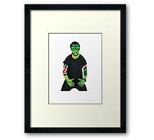 Just Dew It Framed Print