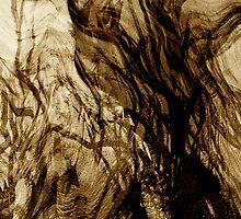 spirit tree.... lost souls by banrai