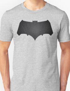 Batman v Superman (Batman Realistic Logo) T-Shirt