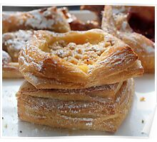 Filo Pastry Poster
