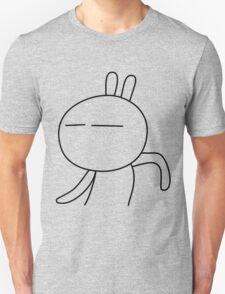 Tuzki 2 - I'm so Happy! Unisex T-Shirt
