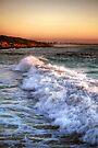 Sunset on the Coast, (I) by Christine Smith