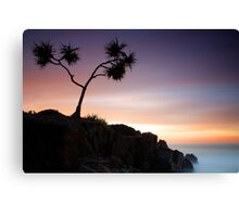 Alone I Stand Canvas Print