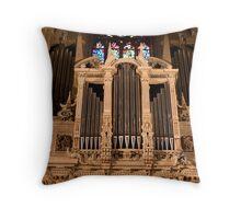 Organ Bling Throw Pillow