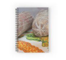 italian salami Spiral Notebook