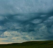 Ocean of Clouds by jaskiran