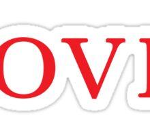 LOVE! Sticker