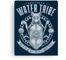 Avatar Southern Water Tribe Canvas Print