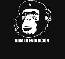 VIVA LA EVOLUCION - Evolution - Funny T-Shirt - Che Guervara Monkey S - XXXL Hoodie