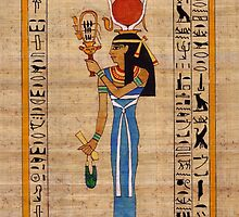 Hathor, Lady of Amentet by Aakheperure